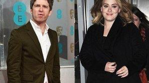 Noel Gallagher chê nhạc Adele