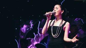 Lệ Quyên hào hứng hát nhạc Thái Thịnh