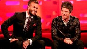 David Beckham sẽ góp mặt trong MV mới của Noel Gallagher