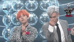 GD&TOP giành no.1 BXH M! Countdown