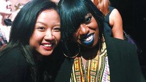 Suboi vinh dự được gặp mặt nữ rapper nổi tiếng Missy Elliott