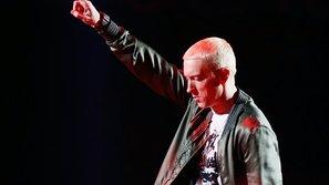 Eminem giàu từ ngữ nhất trong làng nhạc thế giới