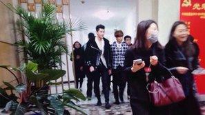 Luhan, Kris lần đầu tái ngộ sau khi rời EXO