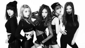 """""""Crazy"""" (4Minute) lọt Top 10 ca khúc nhạc dance thế giới tháng 2"""