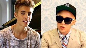 YG khẳng định G-Dragon không hợp tác với Justin Bieber