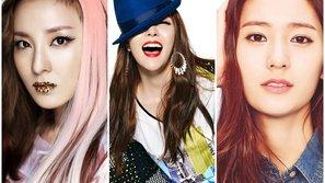 3 mỹ nhân cung Bọ Cạp hoành tráng nhất Kpop