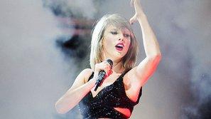 """Album """"1989"""" của Taylor đạt kỷ lục bán chạy nhất trong thập kỷ qua"""