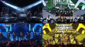 Dàn sao Kpop đổ bộ sân khấu MBC Gayo Daejun