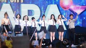 Thưởng thức các màn trình diễn ấn tượng của T-ara trong minishow tại Việt Nam