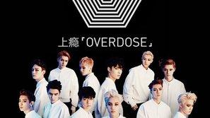"""""""Overdose"""" của EXO là album Kpop bán chạy nhất 2014"""