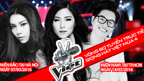 Giọng hát Việt - The Voice 2017 (Mùa 4)