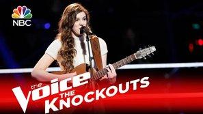 The Voice US: Thí sinh 16 tuổi khiến giám khảo nổi da gà