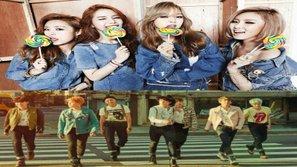 BTS cùng Mamamoo sẽ biểu diễn tại Việt Nam