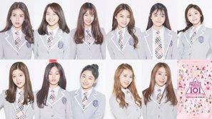 """""""Con cưng"""" của Produce 101 khởi động kế hoạch ra mắt"""