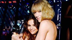 Câu chuyện tình bạn 10 năm giữa Selena Gomez và Taylor Swift