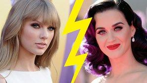 Tình bạn Taylor Swift – Katy Perry đã đổ vỡ như thế nào?