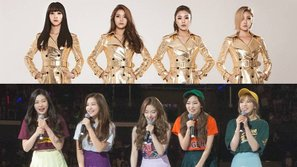 Music Bank: Red Velvet và Mamamoo lại đối đầu một lần nữa