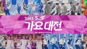 Ngắm dàn thần tượng Kpop trên thảm đỏ SBS Gayo Daejun 2015
