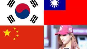 Scandal cầm cờ Đài Loan của Tzuyu (JYP)
