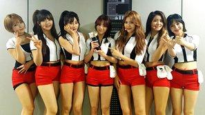 Sau Music Bank, The Show bị tố sai sót trong chiến thắng của AOA