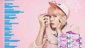 Show Champion 1/6: Jonghyun (SHINee) ẵm chiếc cúp thứ 2, EXID trở lại