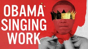 Tổng thống Obama hát