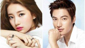 Suzy hẹn hò Lee Min Ho