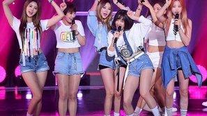 """Vừa ăn mừng chiến thắng tại """"The Show"""", Hani (EXID) lại bị """"đá xéo"""" vì... Yoochun"""