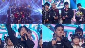 Music Bank 17/6: EXO