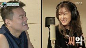 JYP hết lời khen ngợi Tiffany (SNSD) trong show Unni's Slam Dunk