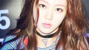 Vừa vào nhóm, Eunbin đã bỏ lỡ hoạt động của CLC vì lý do sức khỏe