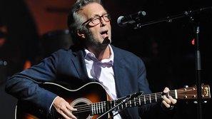 Huyền thoại Eric Clapton và bi kịch của một người cha mất con
