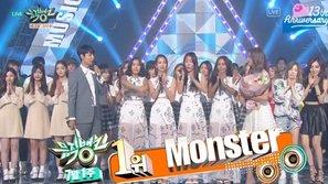 Music Bank 1/7: EXO tự hào với chiến thắng thứ 9 cùng