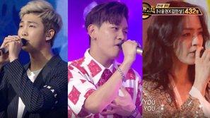 Duet Song Festival: Rap Monster (BTS) bùng nổ với hit của Epik High