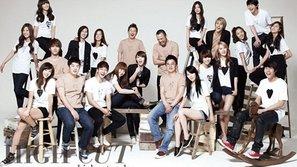 Cube Entertainment treo chấm hỏi lửng lơ cho hoạt động của nghệ sĩ tại công ty