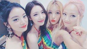 Inkigayo 17/7: Wonder Girls giành chiến thắng áp đảo trước Beast và Seventeen