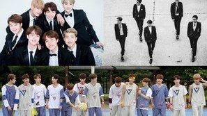 BTS trở thành nhóm nhạc nam