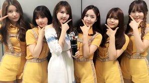 """The Show 19/7: G-Friend """"vượt mặt"""" cả Wonder Girls lẫn thành viên Suju"""