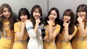 M! Countdown 21/7: G-Friend chiến thắng giòn giã trước Wonder Girls