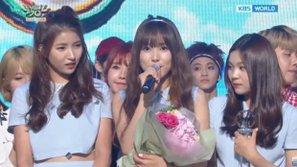 Music Bank 22/7: Thừa thắng xông lên, G-Friend tiếp tục