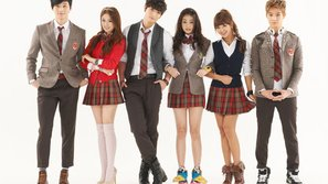 10 thần tượng giúp cho đồng phục học sinh Hàn Quốc tỏa sáng hơn bao giờ hết