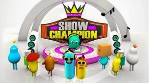 Show Champion ngừng phát sóng 3 tuần