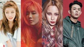 Ca khúc của Fei và HyunA bị KBS