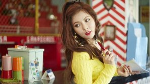 HyunA nghĩ rằng idol nữ nào vô cùng quyến rũ?