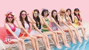 Oh My Girl khuấy động không khí mùa hè với MV