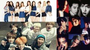 Chuyên gia về thương hiệu chọn ra cái tên hay và dở nhất của các nhóm nhạc Kpop