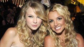 Fan dậy sóng với tuyên bố chưa bao giờ gặp Taylor Swift của Britney Spears