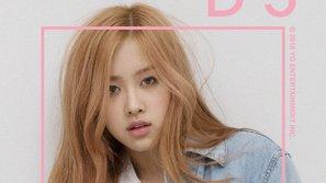 Thành viên đầu tiên trong Black Pink tung teaser ra mắt