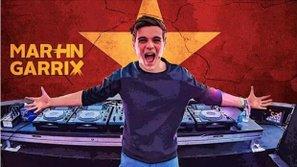 Triệu phú trẻ tuổi DJ Martin Garrix bất ngờ đến Việt Nam