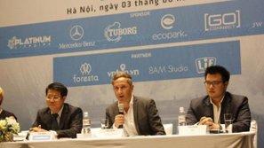 Họp báo chính thức sự kiện DJ Martin Garrix đến Việt Nam vào tháng 9